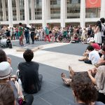 Maurice Chestnut's Above ground Project, Lincoln Center Out of Doors Festival 2011