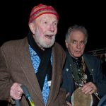 Pete Seeger; Broadway 96 St to Columbus Circle; Occupy Wall Street; 2011