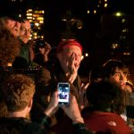 Pete Seeger; Broadway to Columbus Circle; Occupy Wall Street; 2011