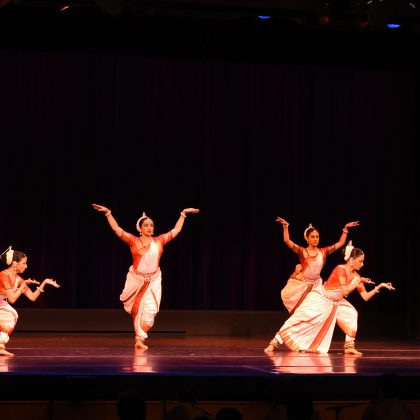 Bijayini Satpathy, Nrityagram Dance Ensemble at Rutgers University, New Jersey