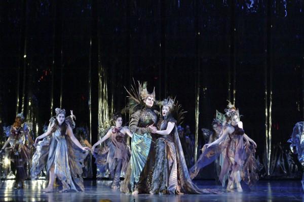 Midsummer Night's Dream, Juilliard Opera, New York, 2005