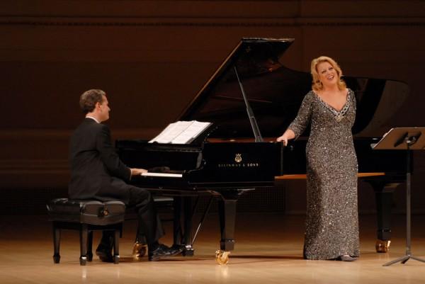 Deborah Voigt, Brian Zeger, Carnegie Hall, New York, 2007