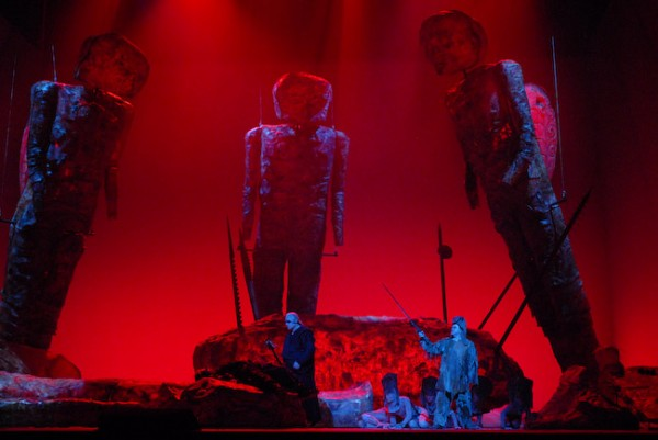The Ring Cycle, Kirov Opera, New York, 2007