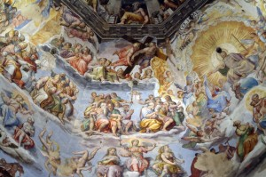 Mosaic Ceiling, Baptistery, Florence, Italy, 2006